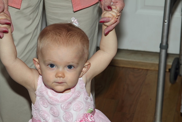 Angie's First Birthday