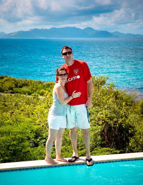 Anguilla w/Joe and Linda