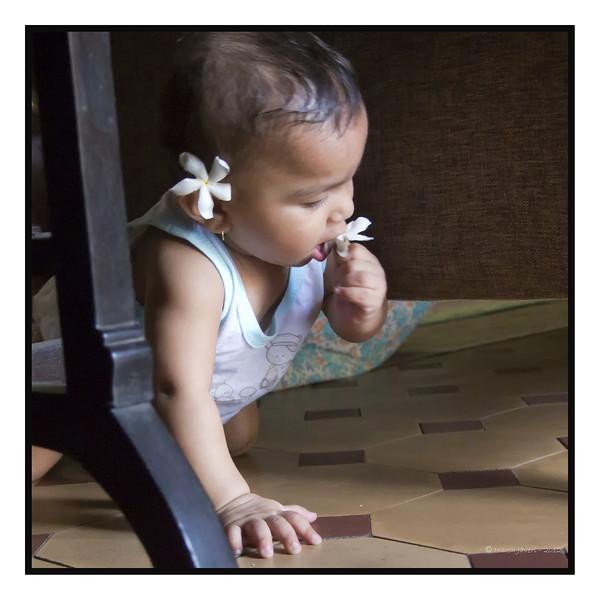 Flower girl - 13 May 2012