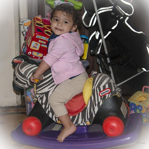 Anika - Horse