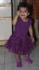 Anika - Purple dress