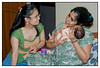 Whispering... <br /> One week old - with Vini