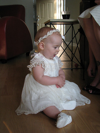 Anika's Baptism