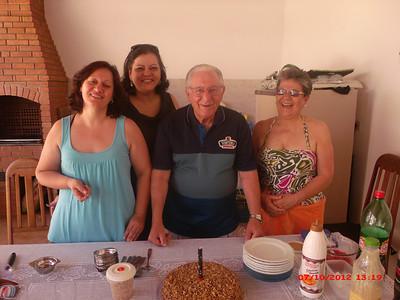 Aniversario Waldemar 2012