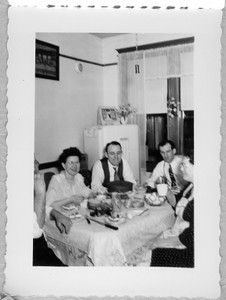 Ann and Frank Ranch, Teddy Tabisz, Antonina Tabisz