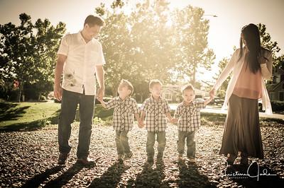Ann+Vu with Beautiful Kids