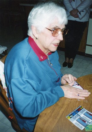 Anna Andrews 75th Birthday (1997)
