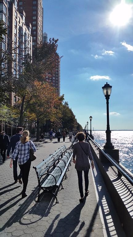 A Weekend in NYC, November 2016