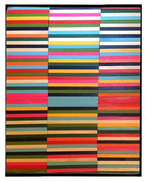 Blocks arranged by ACE