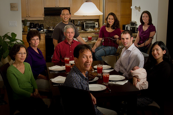 Presley Family Thanksgiving