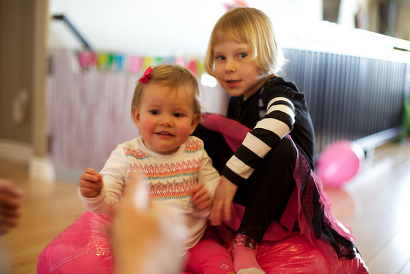 Anna's 1st Birthday