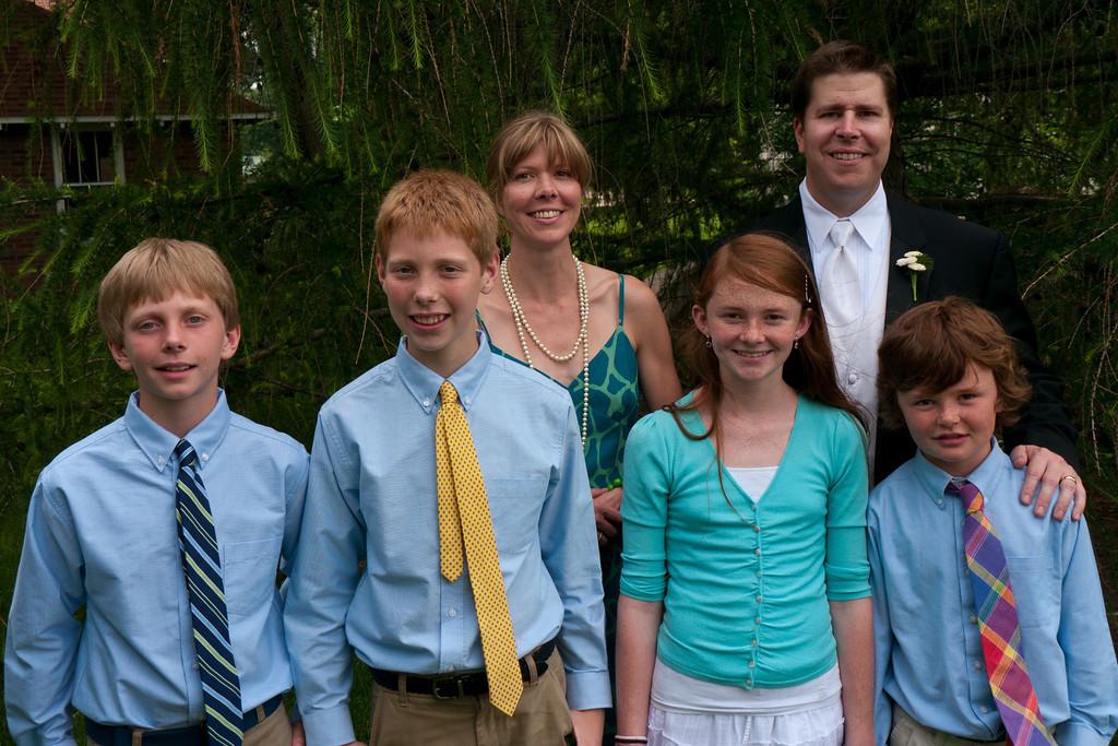 Anne Maloney -- Patrick Day Wedding