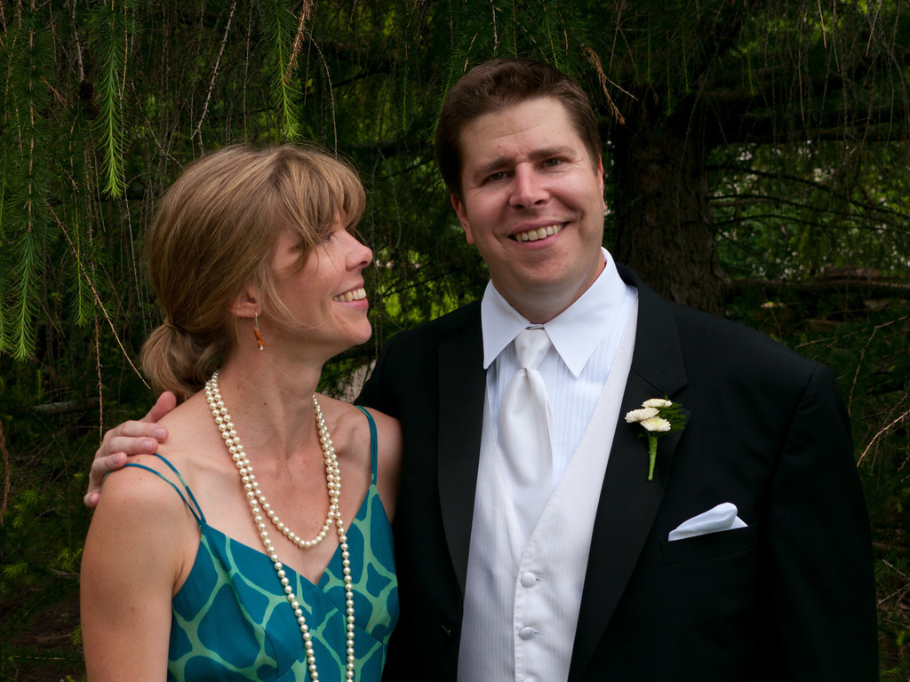 Anne Maloney -- Patrick Day Wedding