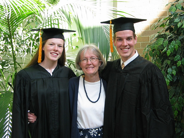 Anne & Scott Graduation