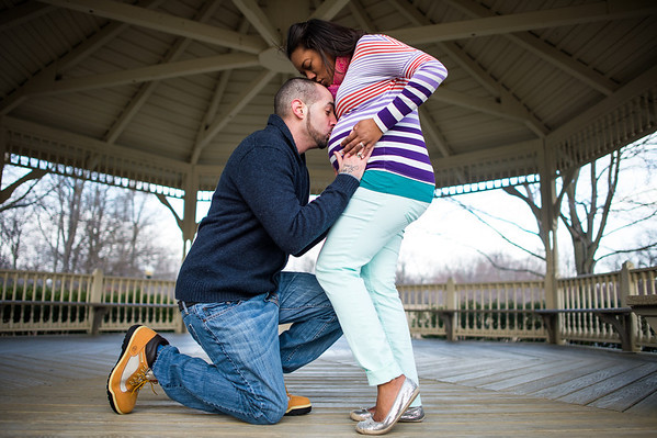 Annie & Mateen Maternity Session