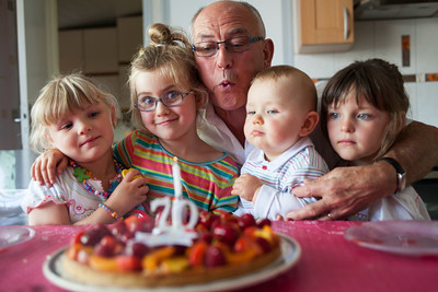Anniversaire Papy