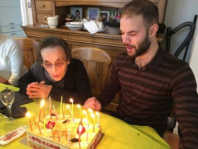 Anniversaires (Maman & Camille): Décembre 2015