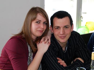 Cedric & sa copine