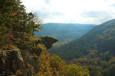 Hawksbill Crag (A.K.A. Whitaker Point)  Buffalo National River.