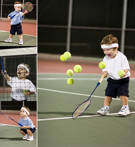 Anthony Tennis Ball Player