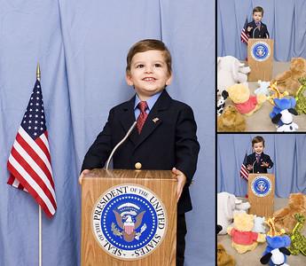 Anthony President