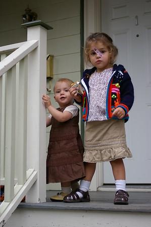Anya and Guen.