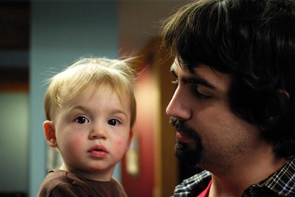 Anya and Matthew.