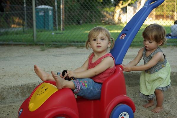 Anya and Harper.