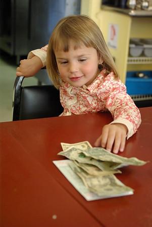 Oooh, money!