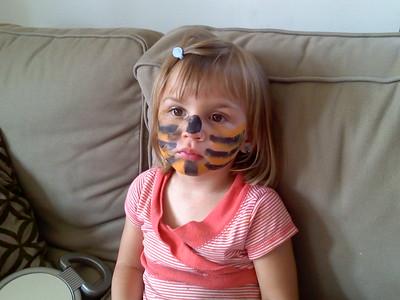 Tiger Anya.