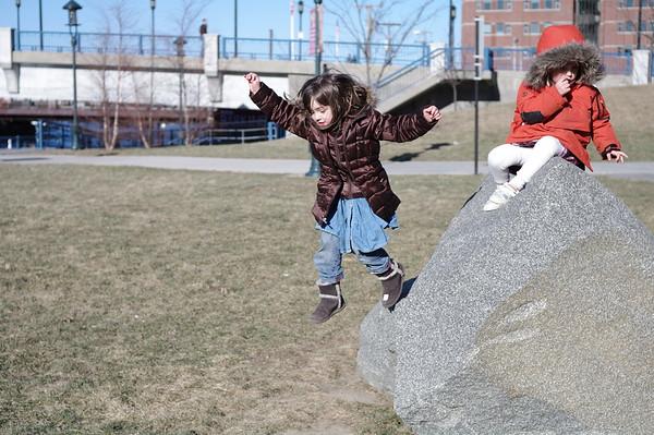 Guen jump!