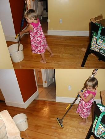 Anya likes to be useful.