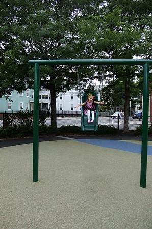 Swing high!