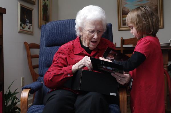 A photobook for Grandma!