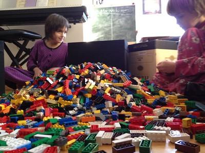Some Lego.