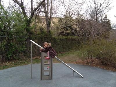 Littlest playground.