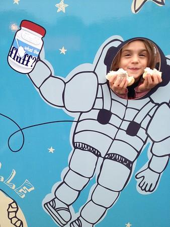 Flufftronaut Anya.