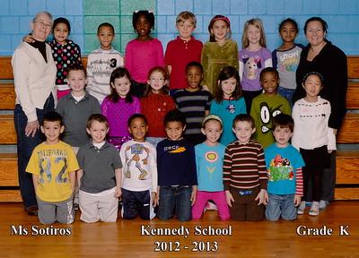 Anya's class photo.