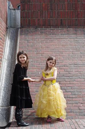 Guen and Anya.