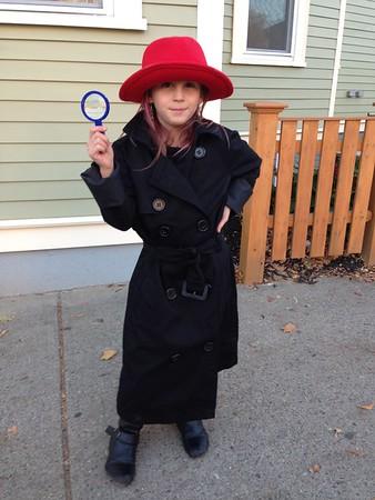 Detective Anya.
