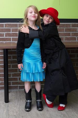 Anya and Dalila
