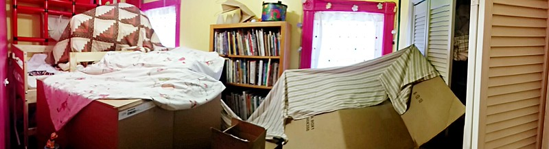 Panorama of Crazy Box City.