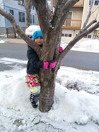 Tree-hugger.