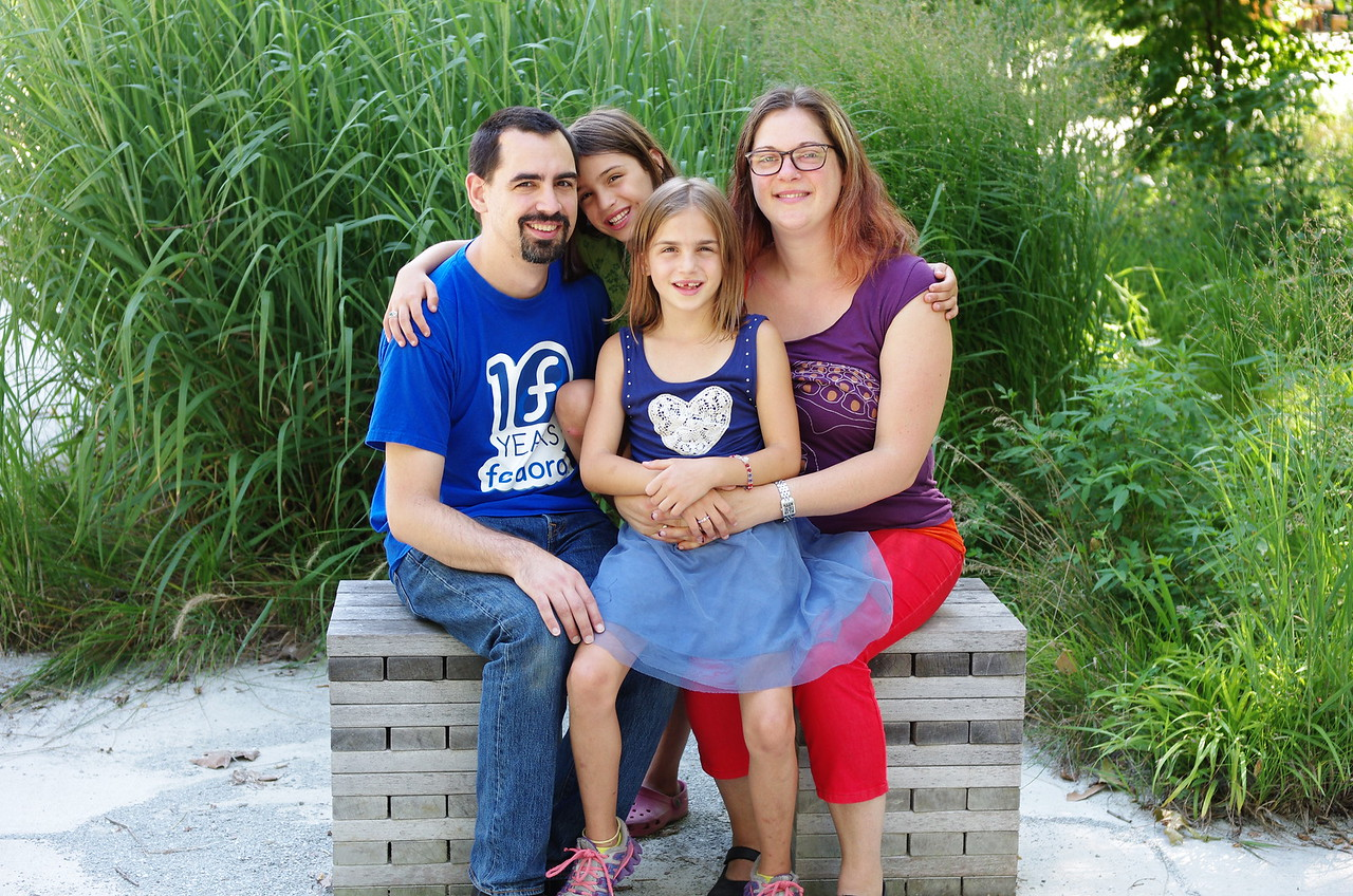 Family Picture II, Summer 2014.
