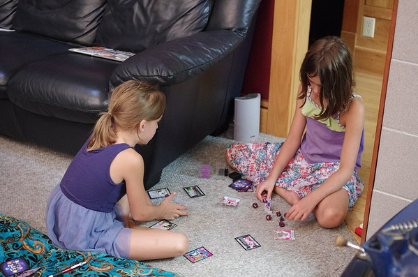 My Little Pony: the Card Game.