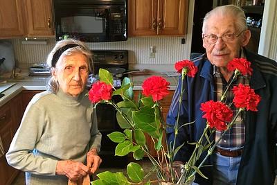 Anyuka's 96th Birthday