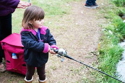 Apple Hill Fishing 2012