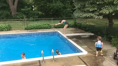 Bridget dive