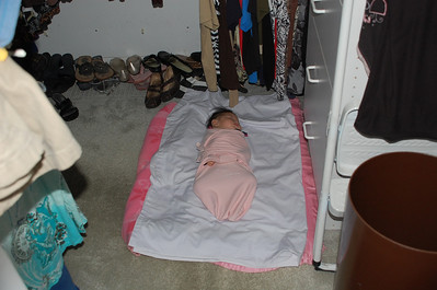 April 24, 2012 - Day 7 - Hanging around Grandma and Grandpa house.