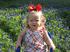 More pics in the bluebonnets.